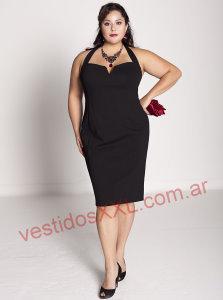 d14b93555fb VESTIDO COCTEL XXL 2011 Boutique SAGAR XXL Vestidos de Novia Fiesta ...